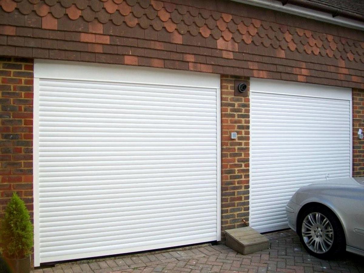 Как сделать рольставни на гаражные ворота своими руками